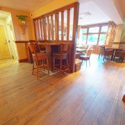 Distressed-oak-flooring-bar
