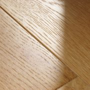 close up of brushed and oiled oak floor