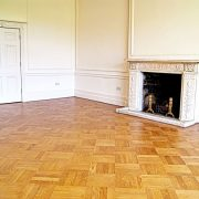 Parquet restoration - Summer-Hill-Fireplace-Room
