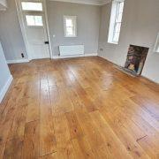 distressed-oak-floor-fitting-Back-Door