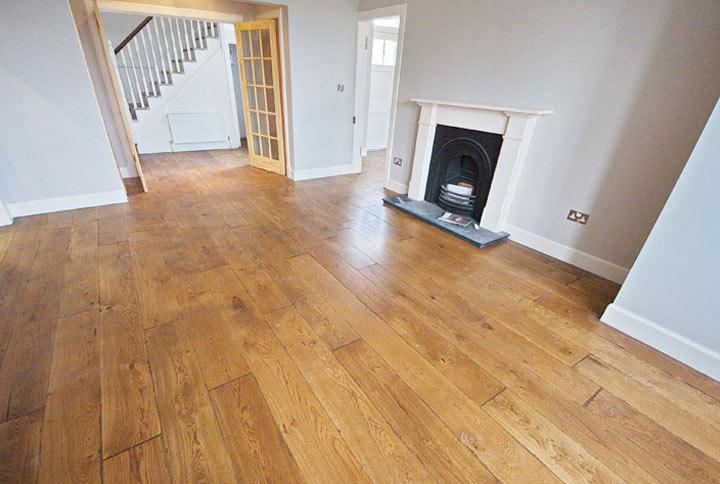 distressed-oak-floor-fitting-fireplace